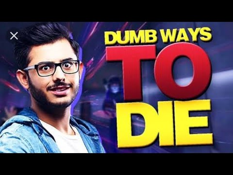 #Carry #Carryminati #Carryislive Carry Dumb Ways To Die 😂🤣😂🤣