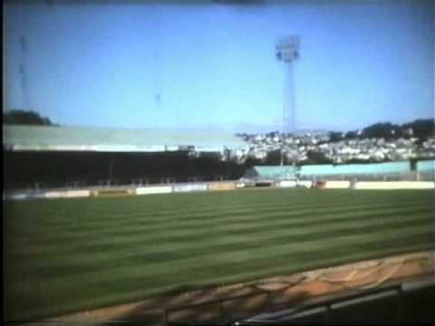 Home Park Plymouth Argyle 1980
