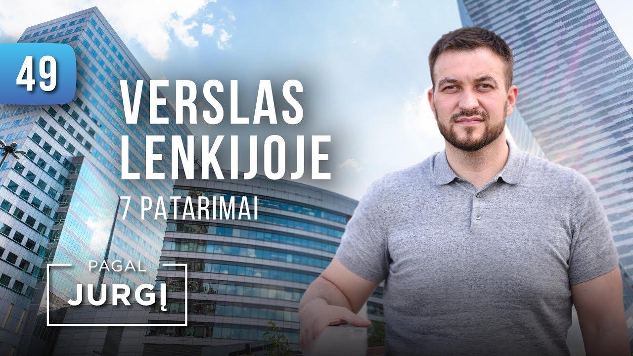 7 dalykai, kaip pradėti verslą Lenkijoje: mano patirtis | Pagal Jurgį