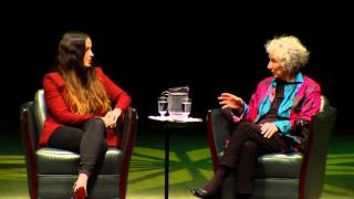 Margaret Atwood on writing fiction