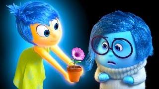 Мультик Inside Out «Головоломка» Disney / Трейлер / Pixar Animated