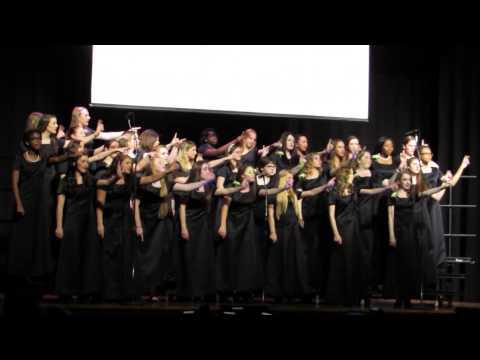 """60s Chicks"" The Catholic High School of Baltimore Concert Choir"