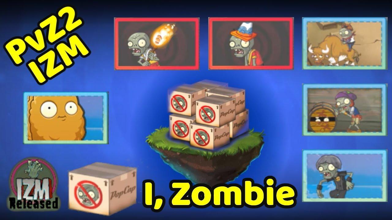 Plants vs Zombies 2 IZM (I, Zombie Edition) PvZ2
