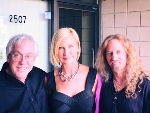 LA iands Flipside talk with Richard Martini Jennifer Shaffer Scott De Tamble