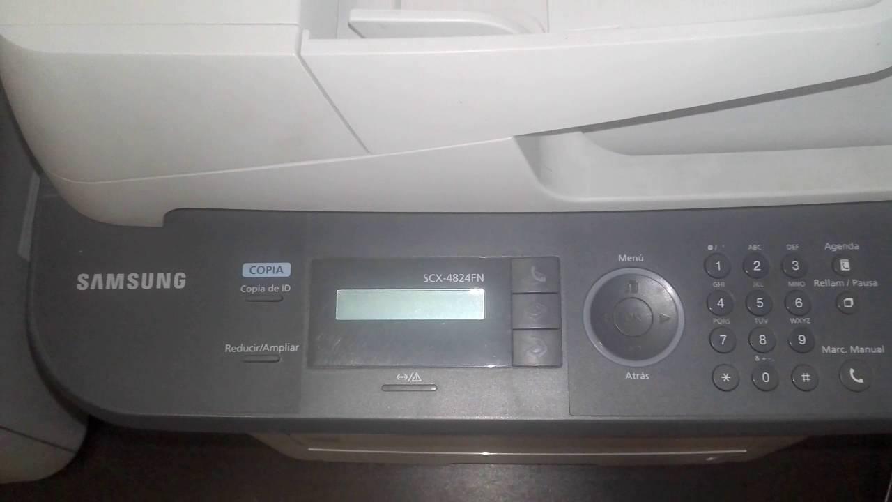 DRIVERS SAMSUNG SCX 4X28 SERIES PCL6
