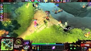 FrankFurt America - DC vs Unknown - Bo3 - Game 2