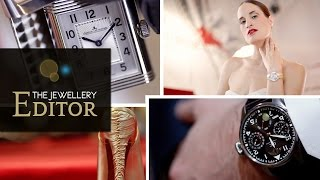Louboutin and friends bring fashion to your watch with Jaeger-LeCoultre, IWC and Vacheron Constantin