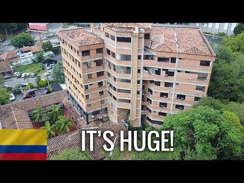 Medellin Building Transformation [Real Estate]