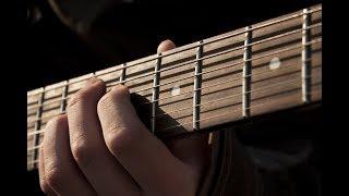 Gambar cover alunan gitar untuk relakasi, pengantar tidur dan mencari ide