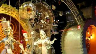 """Make A Wish"" MACY'S Christmas Window Displays New York 2011 The Best"