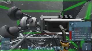 Space Engineers. Survival (s1e2) - Строительство первого корабля