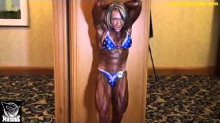 claire oconnell after winning the 2010 ifbb north american womens 35 overall