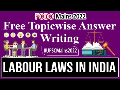 upsc-mains-2019-guess-paper-|-class-11-|-labour-reforms-in-india-|-aspire-ias