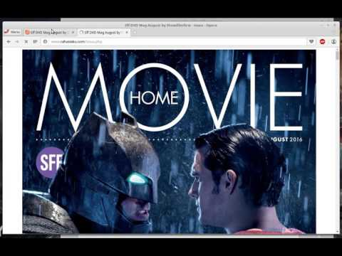 How to download magazine from issuu com to PDF - YouTube