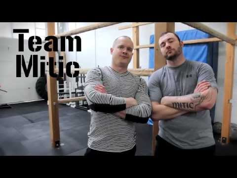 Team Mitic for Amazing Race Canada
