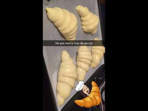 croissant-au-beurre---tourage/faconnage---partie-2