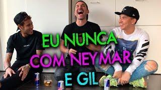 Eu Nunca com Neymar e Gil Cebola | #HotelMazzafera thumbnail