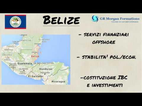 Belize - Società offshore