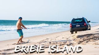 EPIC SANDBOARDING 4WD ADVENTURE IN BRIBIE ISLAND  | QUEENSLAND, AUSTRALIA