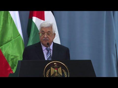AFP: Abbas appelle le Hamas à remettre le pouvoir