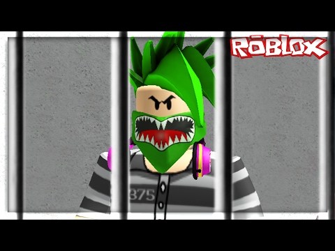 Escape Prison Obby | Roblox