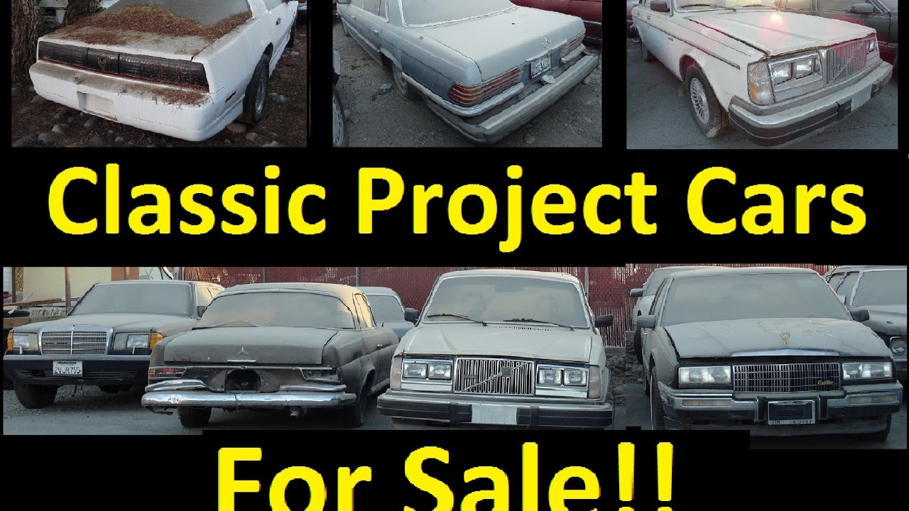 Buy Classic Cars For Sale Barn Find Classics Video Oldtimer Car