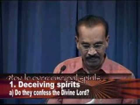 Bro. R.Stanley-HOW TO OVERCOME EVIL SPIRITS part -1