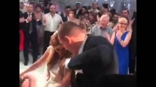 Свадьба Ксении Бородины и Курбана Омарова