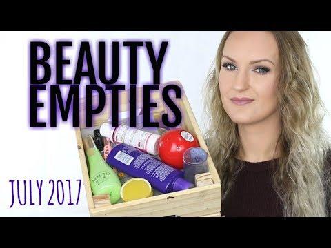 Empties - July 2017