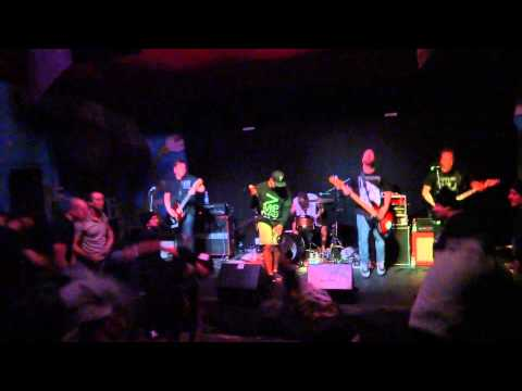 No Bragging Rights - Blind Faith (Live @ Dürer Kert, Budapest 7/2/2014)