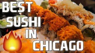 BEST SUSHI RESTAURANT IN CHICAGO?!?!!