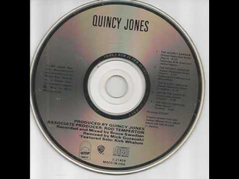 Quincy Jones The Secret Garden Sweet Seduction Suite Feat Al B Sure Remastered K Pop