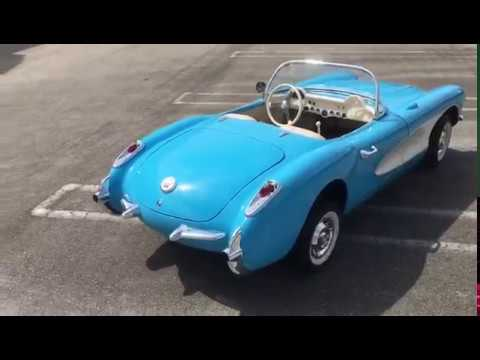 Mini Corvette 1956 For