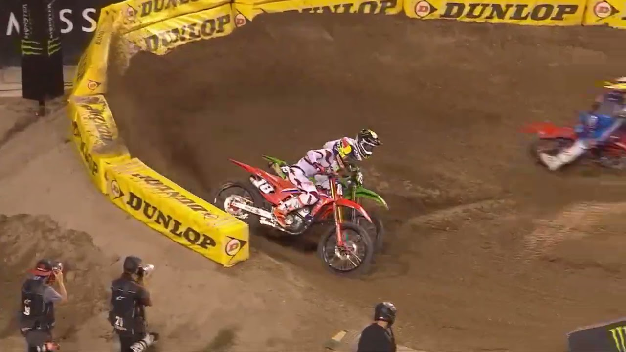 250SX Main Event Highlights Round 17!