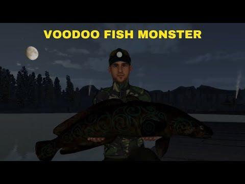 The Fisherman - Fishing Planet, White Moose Voodoo Fish Monster In Alberta