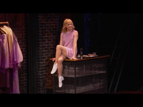 "Watch Sutton Foster Sing ""If My Friends Could See Me Now"" from SWEET CHARITY"