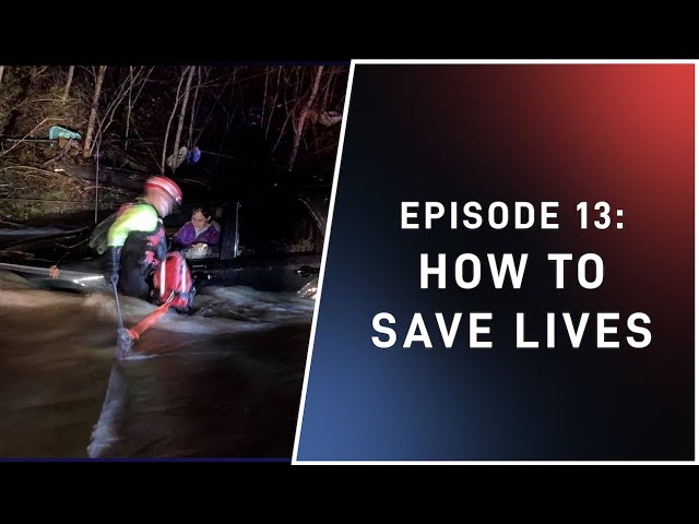 Season 3, Episode 13: How to Save Lives