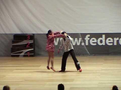 Marco Federico Rosato e Caterina Bruno Campionati Italiani 2010