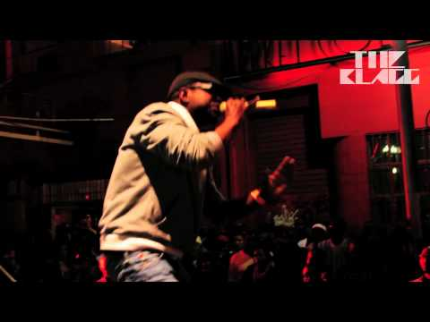 "theblaggTV: Zubz performs ""Usain Bolt"" at Back To The City 2012"