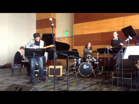 """Black Friday"" - Shoreline Community College Jazz Band"