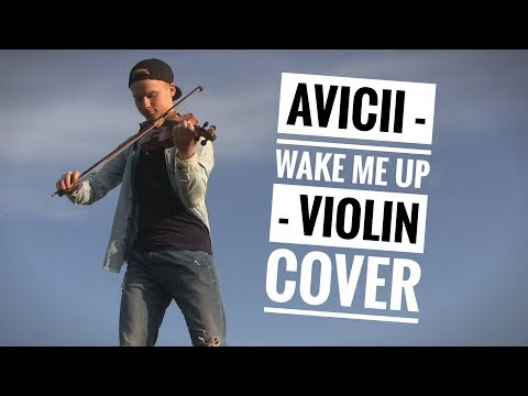 Avicii - Wake Me Up (Violin Cover - Shumatar)