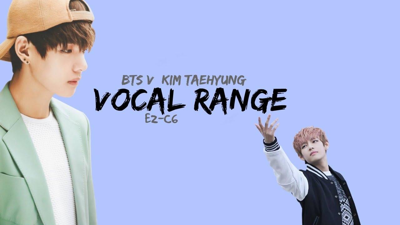 BTS' Vocal Analysis: V | K-pop Vocalists' Vocal Analyses
