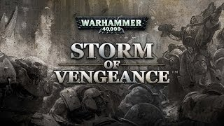 Warhammer 40,000: Storm of Vengeance | TRY PLAY | Tom's Walking Game