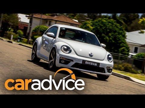 Volkswagen Beetle R-Line review : A more brutish Bug?