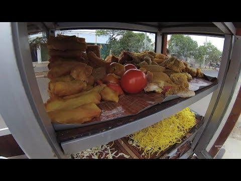 Jakarta Street Food 1663 Part.1 Bogor Rice and Noodles Soup Nasi Soto Mie Bogor Wonogiri