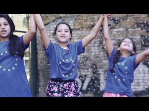 Coole Kids Rap  2018 - ENTDECKE EUROPA