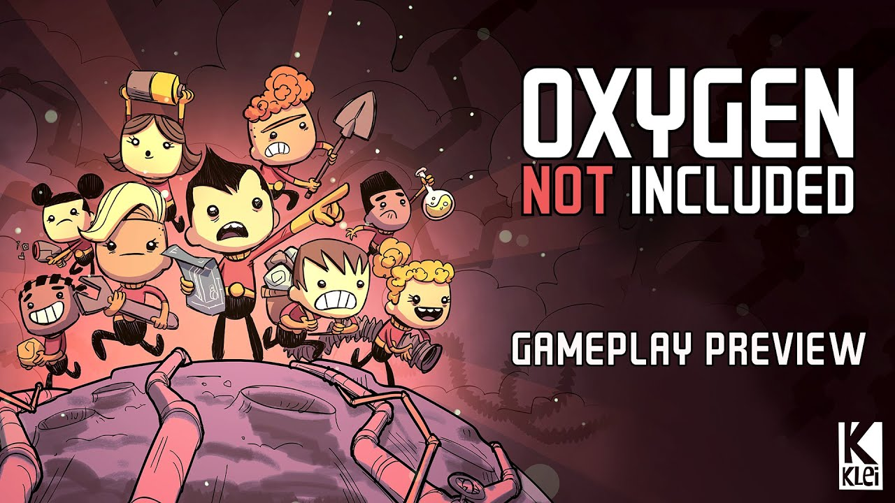 Oxygen Not Included-CODEX « Skidrow & Reloaded Games