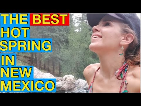Jemez Hot Springs 3 Of 3: Third Time's The Charm!