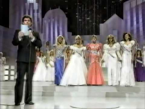 Miss Teen USA 1987 - Crowning Moment