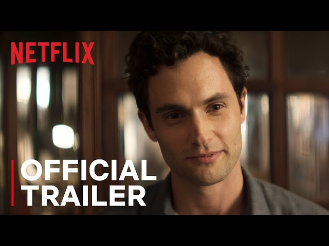 YOU S2 | Official Trailer | Netflix